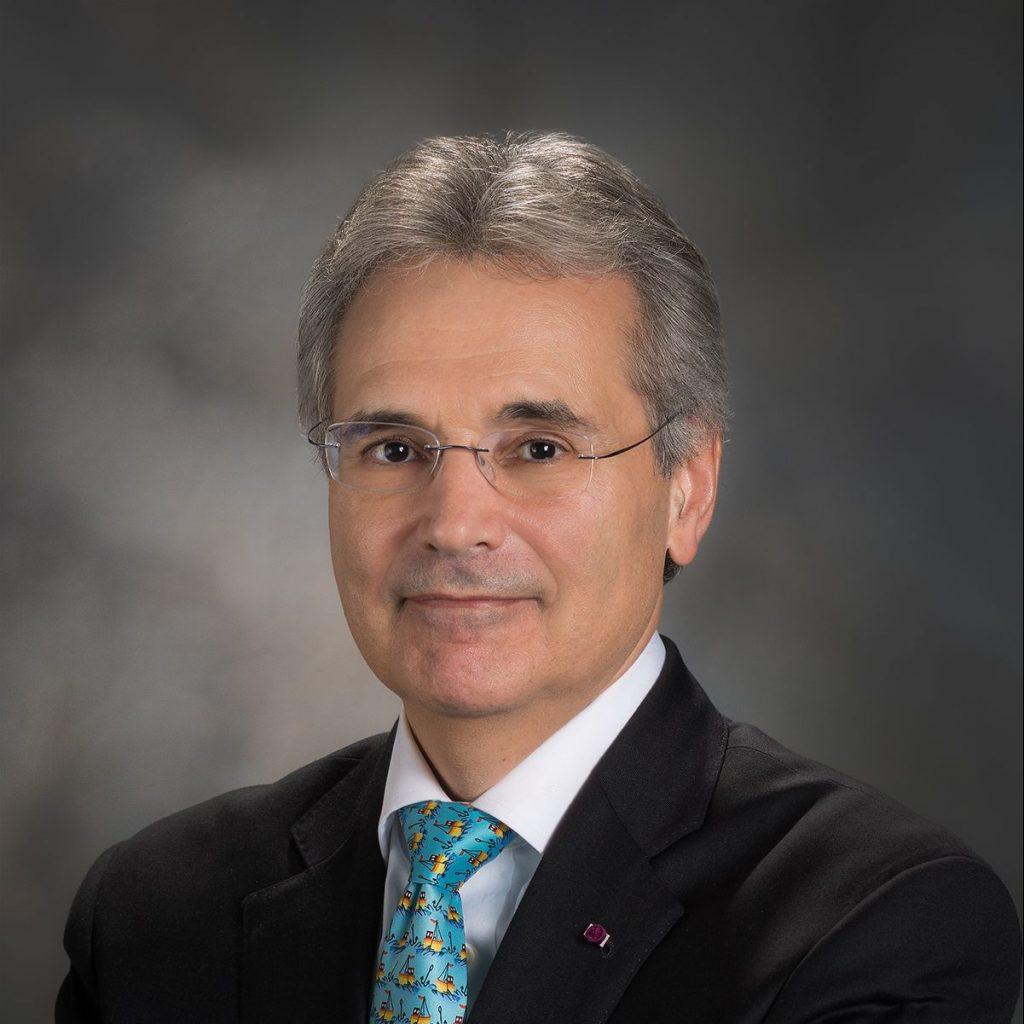 Ronald DePinho, M.D.
